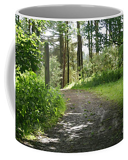 Forest Path. Coffee Mug