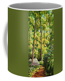 Forest Pathway Coffee Mug