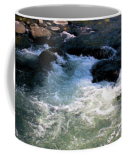 Forest Pool Coffee Mug