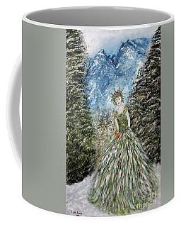 Forest Princess Coffee Mug