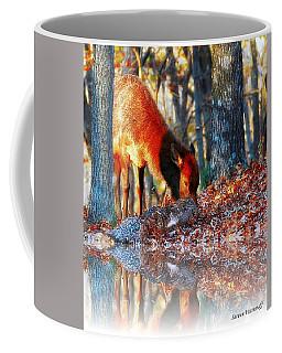 Forest Reflections Coffee Mug