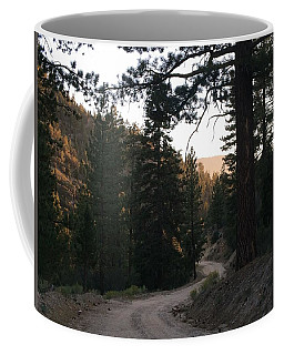 Forest Road Coffee Mug