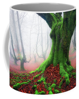 Forest Speeches Coffee Mug