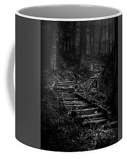 Forest Stairs Coffee Mug