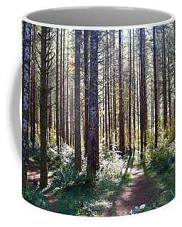 Forest Stroll Coffee Mug