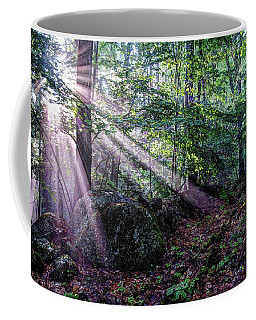 Forest Sunbeams Coffee Mug