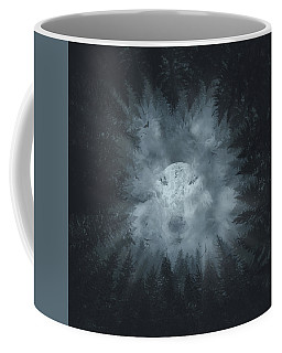 Forest Wolf Coffee Mug