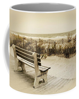 Forever At Sea - Jersey Shore Coffee Mug