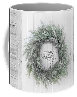 Coffee Mug featuring the photograph Forever Family by Robin-Lee Vieira