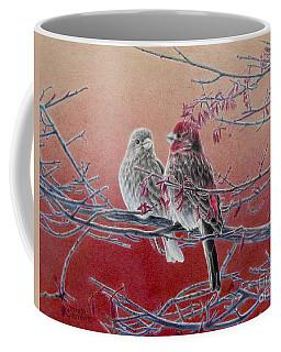 Forever Finch Coffee Mug