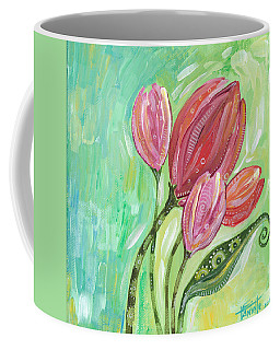 Forever In Bloom Coffee Mug by Tanielle Childers