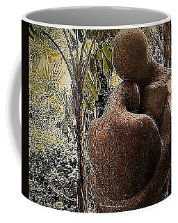 Coffee Mug featuring the photograph Forever by John Glass