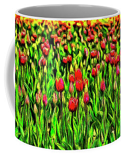 Forever Tulips Coffee Mug
