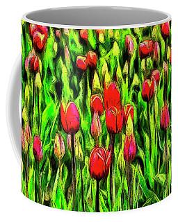 Forever Tulips Coffee Mug
