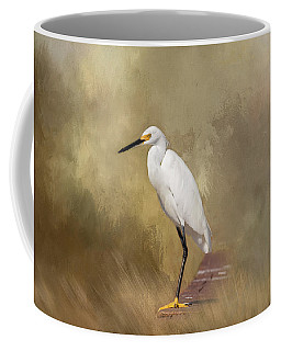 Coffee Mug featuring the photograph Forever Watching by Kim Hojnacki