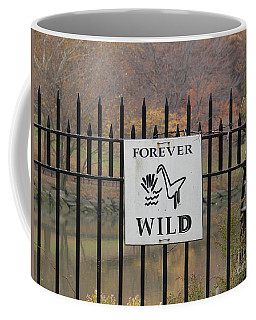 Forever Wild Coffee Mug