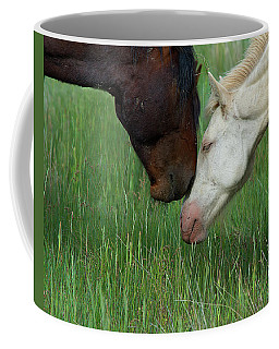 Coffee Mug featuring the photograph Forever Wild by Mary Hone