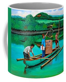 Forex 2 Coffee Mug by Lorna Maza