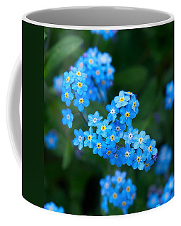 Forget -me-not 5 Coffee Mug by Jouko Lehto