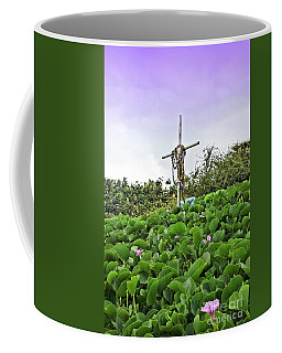 Coffee Mug featuring the photograph Forget Me Not by DJ Florek