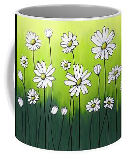 Daisy Crazy Coffee Mug