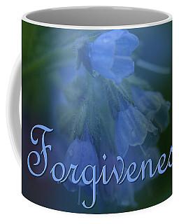 Forgiveness Blue Bells Coffee Mug