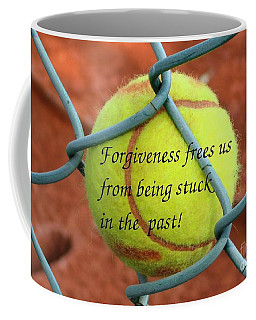 Forgiveness Frees Us Coffee Mug