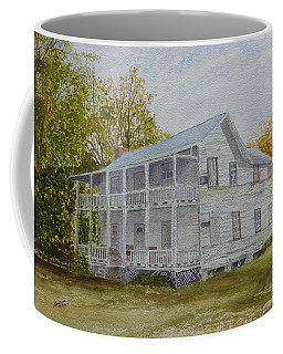 Forgotten By Time Coffee Mug