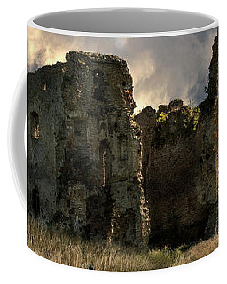 Forgotten Estonian Castle Coffee Mug