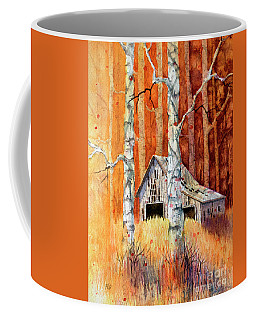 Forgotten In The Aspens Coffee Mug