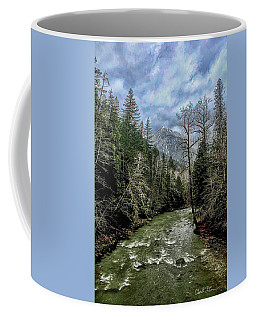 Forgotten Mountain Coffee Mug