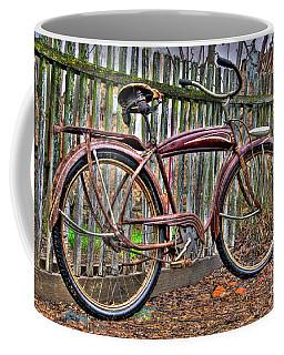 Forgotten Ride 1 Coffee Mug by Jim and Emily Bush