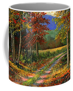 Forgotten Road Coffee Mug