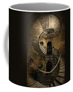 Forgotten Staircase Coffee Mug
