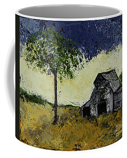 Forgotten Yesterday Coffee Mug by Kirsten Reed