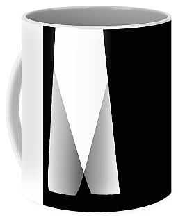 Form Coffee Mug by Bob Wall