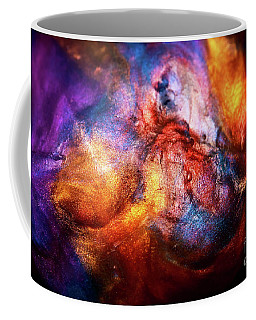 Formation Abstract Coffee Mug
