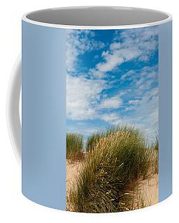 Formby Sand Dunes And Sky Coffee Mug