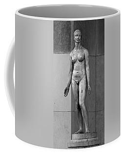 Formed Female Coffee Mug by Eric Tressler