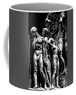 Coffee Mug featuring the photograph Forms In Marble by Paul W Faust - Impressions of Light