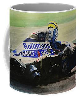 Automotive Art Coffee Mugs