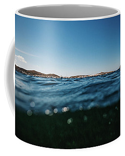 Fornells Bay Coffee Mug