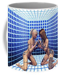 Fornicatur Praecepit Parvulis Coffee Mug