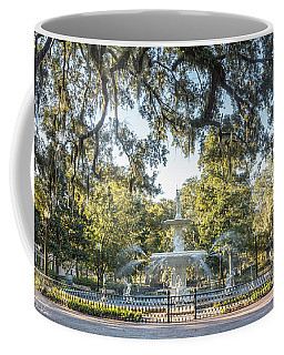 Forsyth Park #2 Coffee Mug