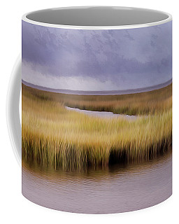 Forsythe By The Sea Coffee Mug