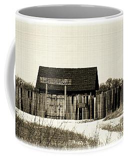 Fort Belmont Coffee Mug