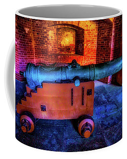 Fort Cannon Coffee Mug