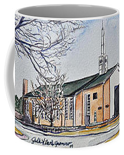 Soldier's Memorial Chapel Coffee Mug