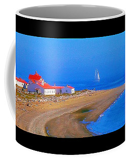 Fort Flagler Coffee Mug