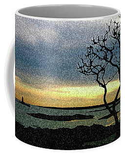 Fort Foster Tree Coffee Mug